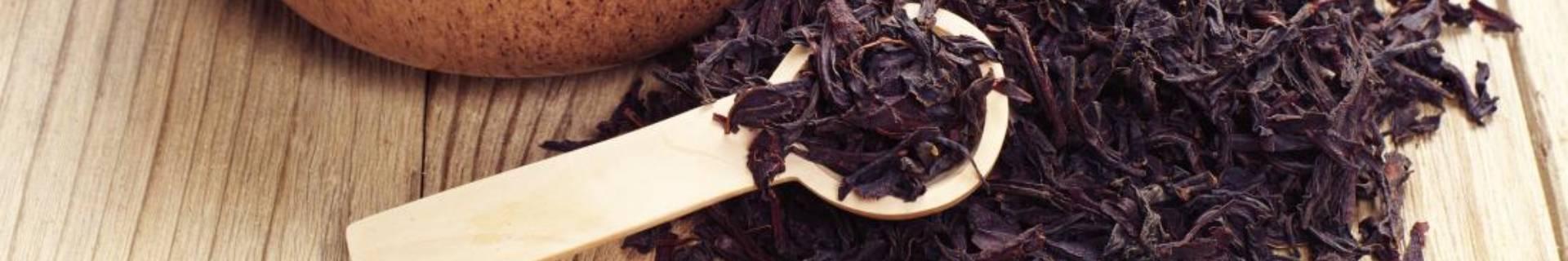 Organic & Fairtrade Black Tea - ECOLECTIA