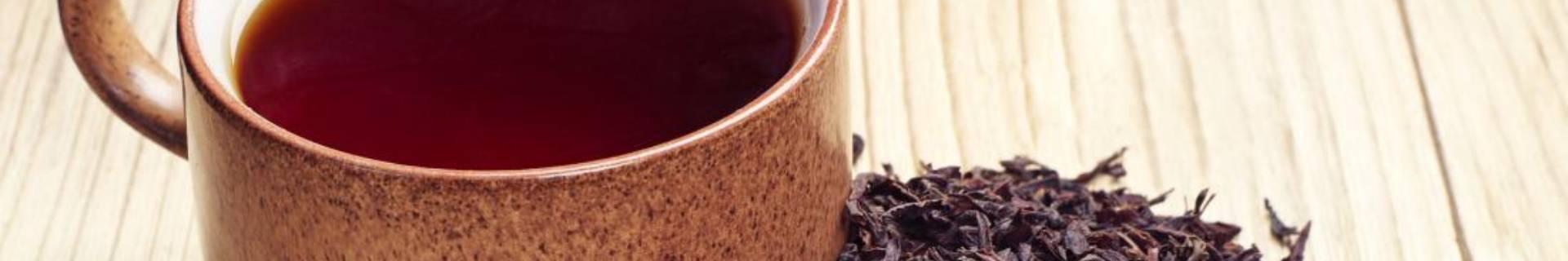 Organic & Fairtrade Red Tea - ECOLECTIA